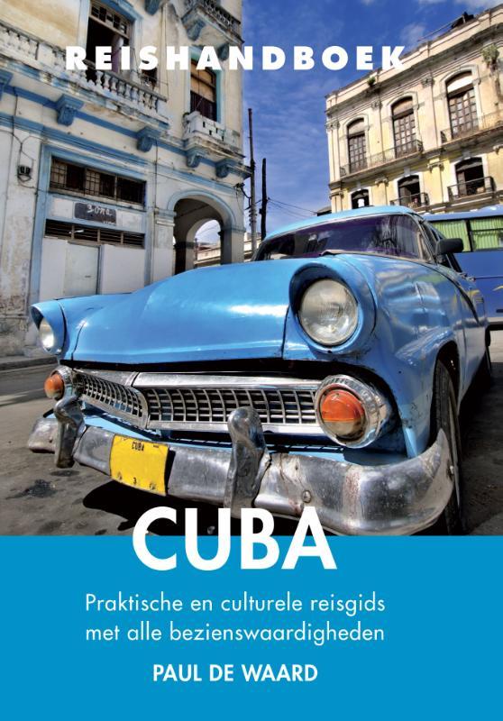 Reisgids Reishandboek Cuba | Elmar