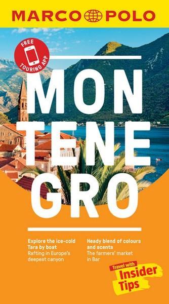 Online bestellen: Reisgids Marco Polo Montenegro (Engels) | Marco Polo