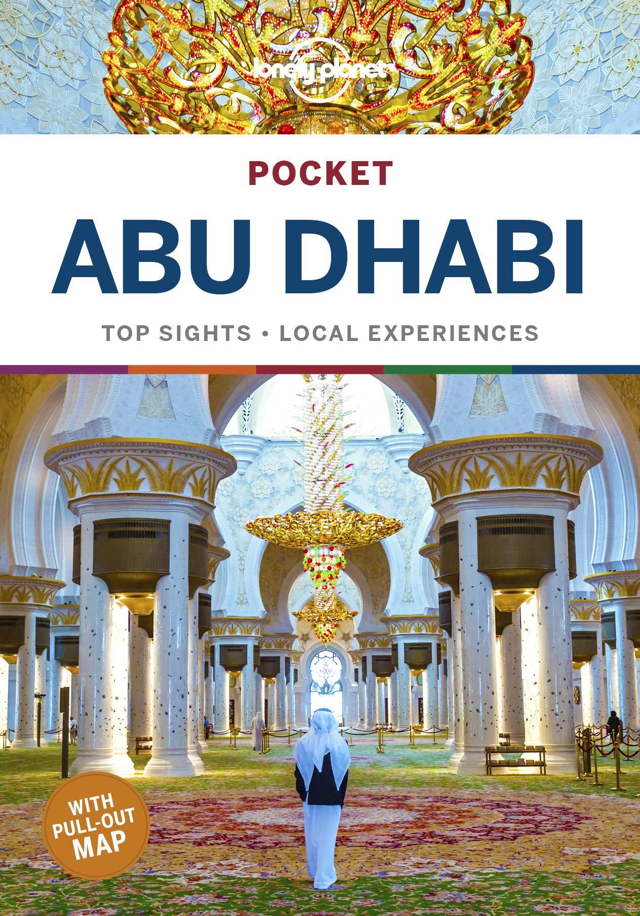 Online bestellen: Reisgids Pocket Abu Dhabi | Lonely Planet