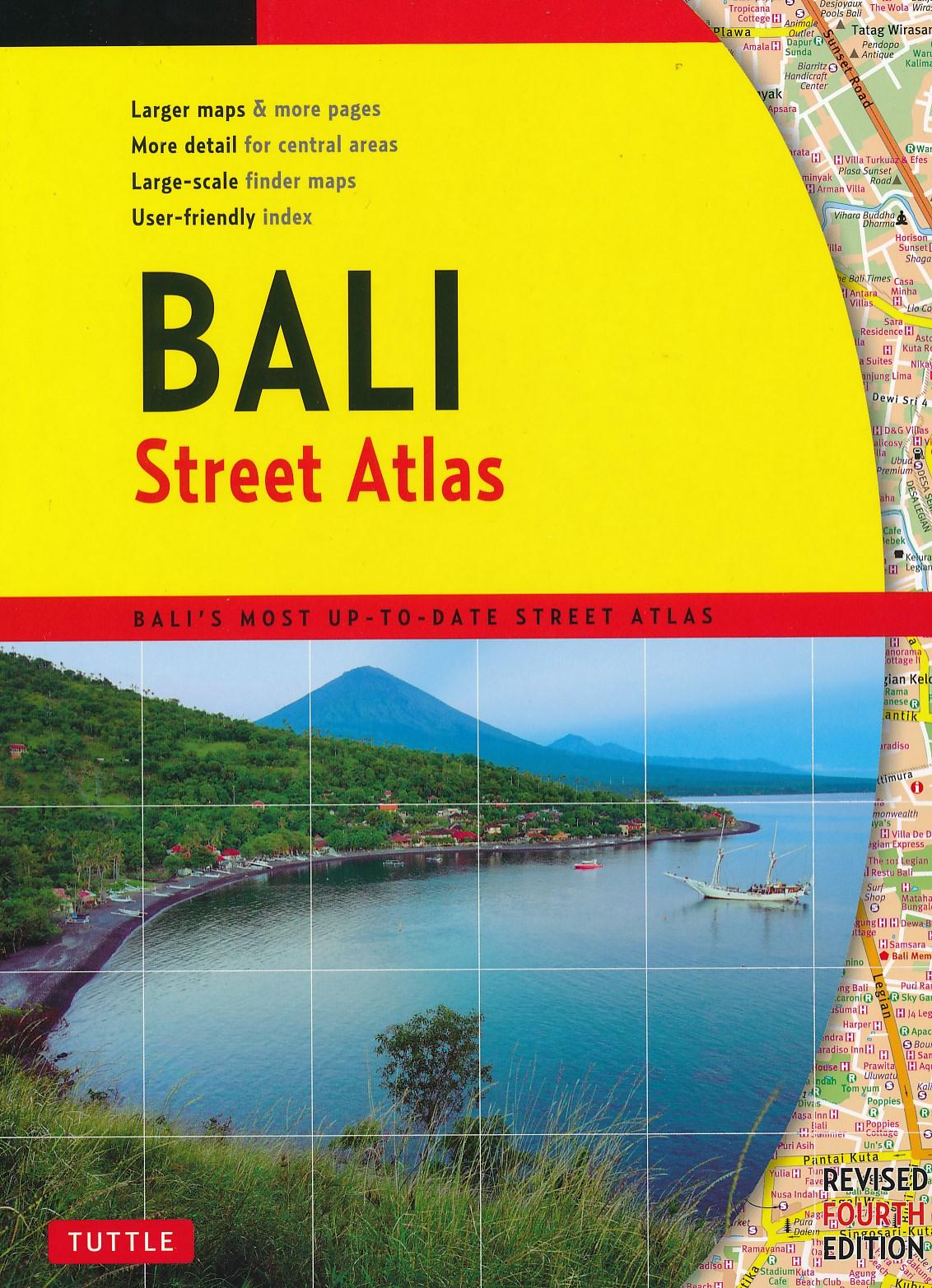 Wegenatlas Bali Street Atlas | Periplus <br/>€ 21.50 <br/> <a href='https://www.dezwerver.nl/reisgidsen/?tt=1554_252853_241358_&r=https%3A%2F%2Fwww.dezwerver.nl%2Fr%2Fazie%2Findonesie%2Fbali%2Fc%2Fkaarten%2Fwegenatlassen%2F9780804845298%2Fwegenatlas-bali-street-atlas-periplus%2F' target='_blank'>Meer Info</a>