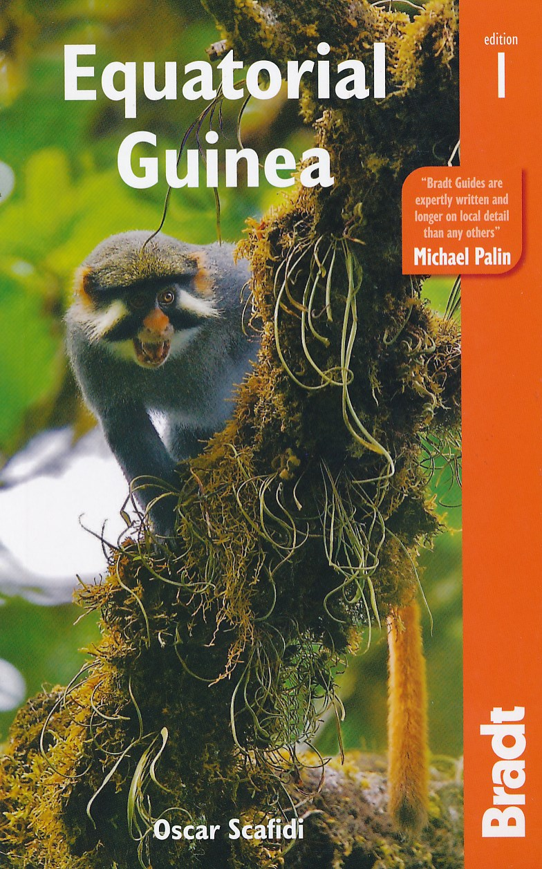 Online bestellen: Reisgids Equatorial Guinea - Equatoriaal Guinea | Bradt Travel Guides