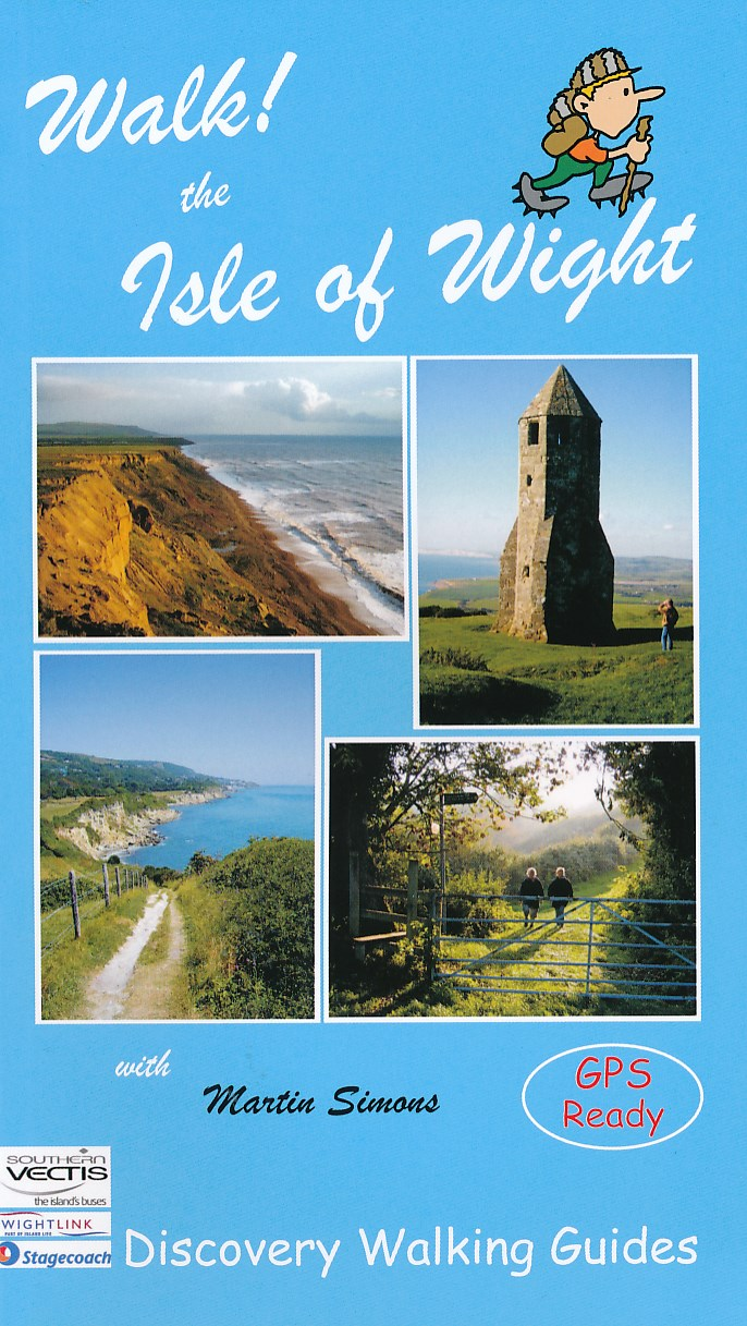 Wandelgids Walk! The Isle of Wight | Discovery Walking