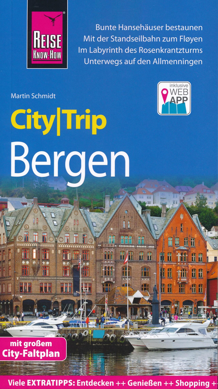 Reisgids CityTrip Bergen | Reise Know-How Verlag