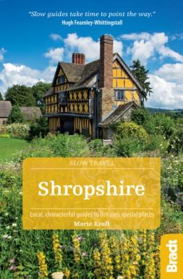 Reisgids Shropshire slow travel | Bradt