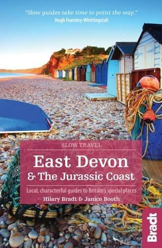 Reisgids East Devon and the Jurassic Coast slow travel | Bradt