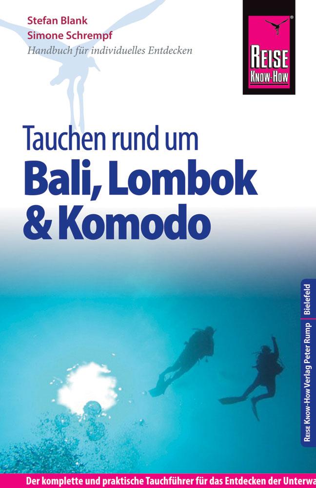 Duikgids Bali, Lombok und Komodo | Reise Know-How Verlag