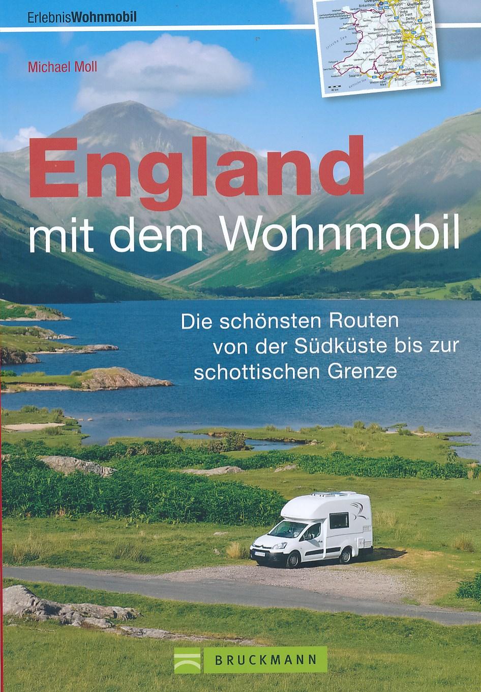 Campergids Mit dem Wohnmobil England | Bruckmann