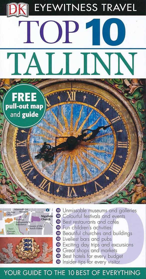 Reisgids Eyewitness Top 10 Tallinn | Dorling Kindersley