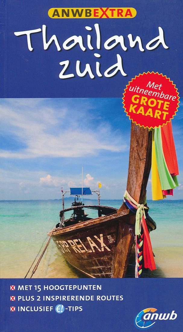 Reisgids ANWB extra Thailand zuid | ANWB Media