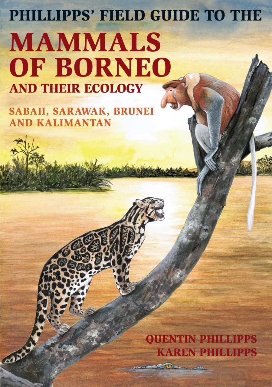 Natuurgids - Reisgids Phillipps' Guide to the Mammals of Borneo and Their Ecology | John Beaufoy