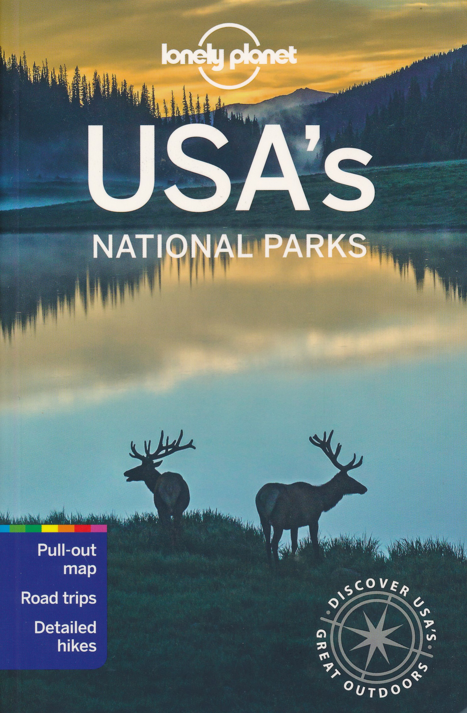 Reisgids USA's National Parks | Lonely Planet