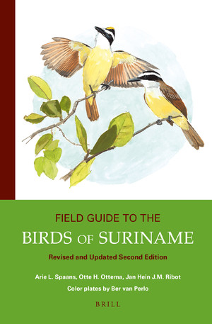 Online bestellen: Vogelgids Field Guide to the Birds of Suriname | Brill