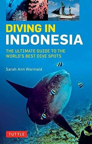 Online bestellen: Duikgids Diving in Indonesia | Tuttle Publishing