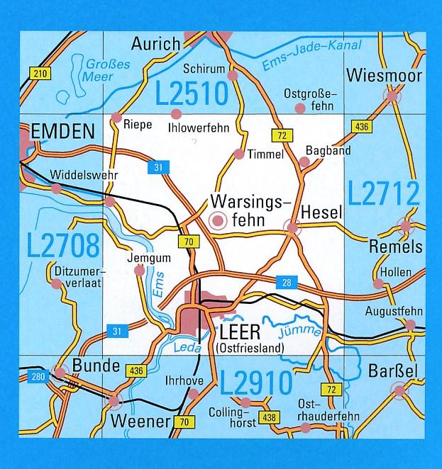 Heloohaloo 25 Geweldig Kaart Ostfriesland Duitsland