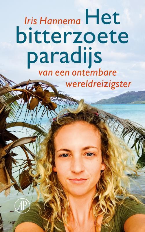 Reisverhaal Het bitterzoete paradijs | Iris Hannema <br/>€ 20.99 <br/> <a href='https://www.dezwerver.nl/reisgidsen/?tt=1554_252853_241358_&r=https%3A%2F%2Fwww.dezwerver.nl%2Fc%2Fboeken%2Freisverhalen%2F9789029506069%2Freisverhaal-het-bitterzoete-paradijs-iris-hannema%2F' target='_blank'>Meer Info</a>