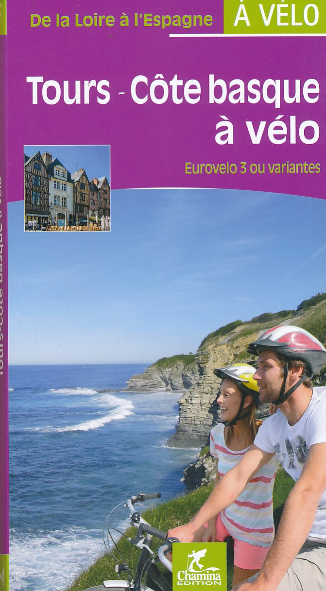 Fietsgids Tours - Côte Basqua à vélo | Chamina