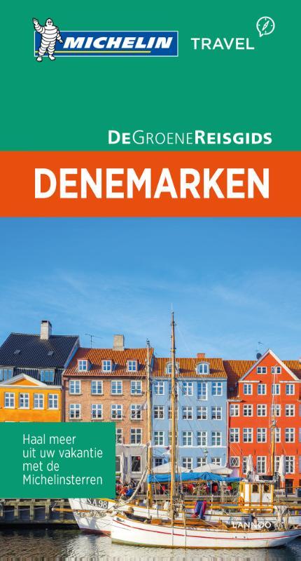 Reisgids Michelin groene gids Denemarken | Lannoo