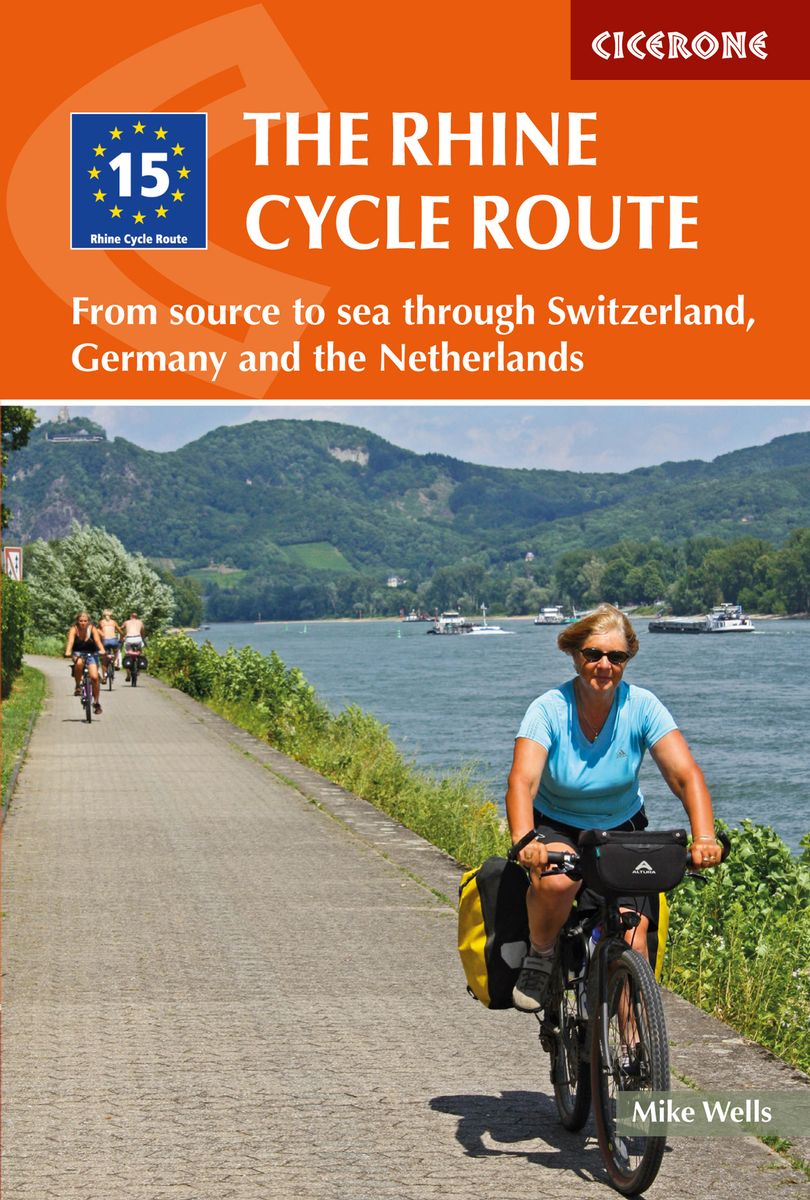 Fietsgids The Rhine Cycle route | Cicerone