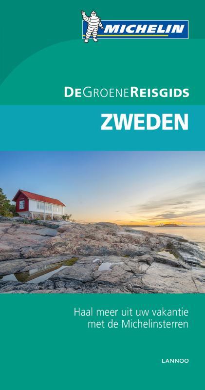 Reisgids Michelin groene gids Zweden | Lannoo