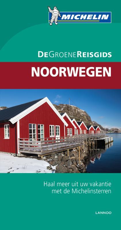 Reisgids Michelin groene gids Noorwegen | Lannoo