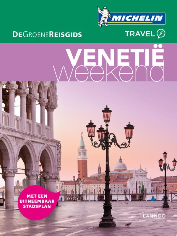 Reisgids Michelin groene gids weekend Venetië | Lannoo