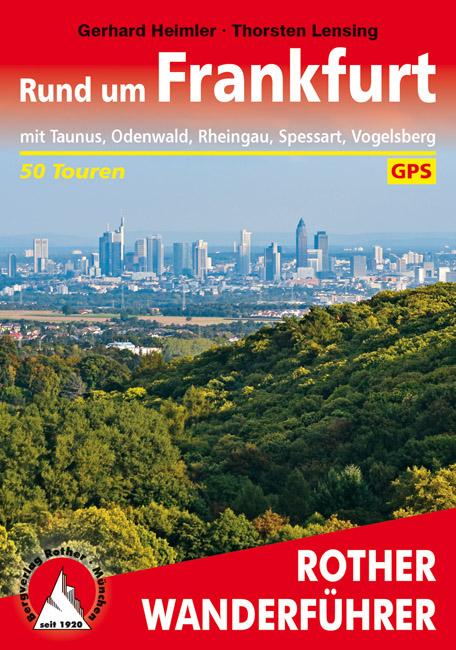 Wandelgids Rund um Frankfurt | Rother
