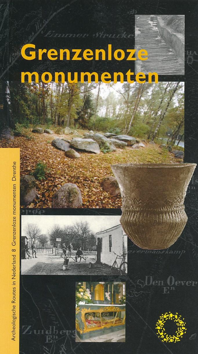 Fietsgids Grenzeloze monumenten | Drents Landschap