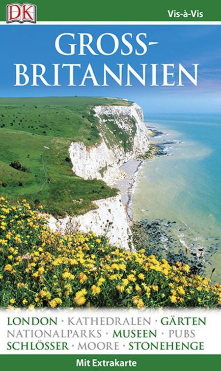 Reisgids Vis-a-Vis Grossbritannien | Dorling Kindersley