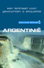 Online bestellen: Reisgids Cultuur Bewust Argentinië | Elmar