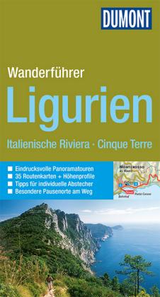 Wandelgids Wanderfüher Ligurien | Dumont