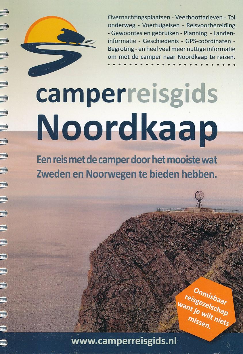 Campergids Camperreisgids Noordkaap | Camperreisgids.nl