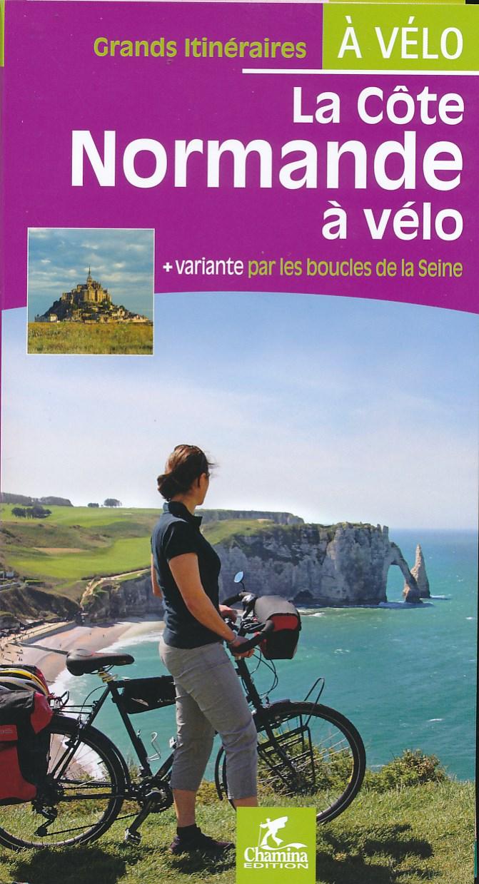 Fietsgids La cote Normande a Velo | Chamina