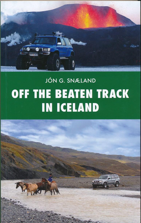 Reisgids Off the Beaten Track in Iceland - IJsland   Skrudda