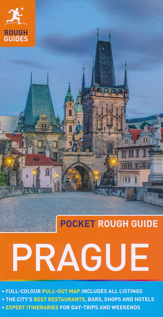 Reisgids Rough Guide Pocket Prague - Praag | Rough Guides