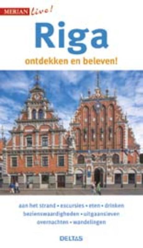 Reisgids Merian live Riga | Deltas