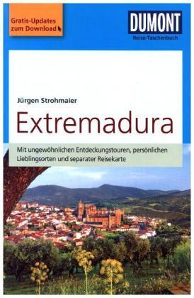Reisgids Reise-Taschenbuch Extremadura | Dumont