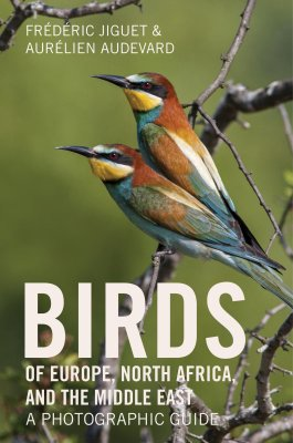 Online bestellen: Vogelgids Birds of Europe, North Africa, and the Middle East: A Photographic Guide | Princeton University