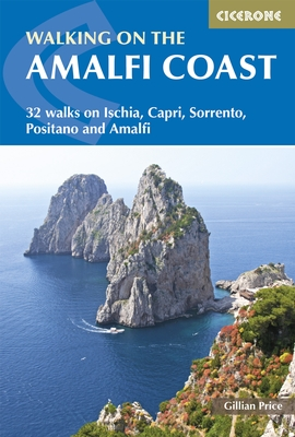 Wandelgids Walking on the Amalfi Coast | Cicerone