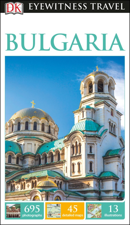 Online bestellen: Reisgids Eyewitness Travel Bulgaria - Bulgarije | Dorling Kindersley