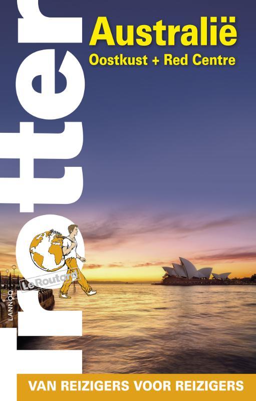 Reisgids Trotter Australië - de oostkust en Red Centre | Lannoo
