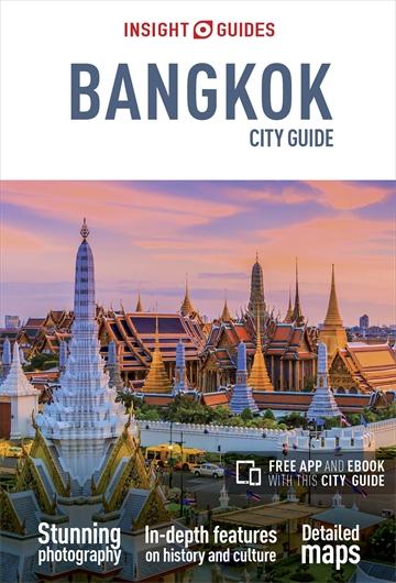 Online bestellen: Reisgids City Guide Bangkok   Insight Guides