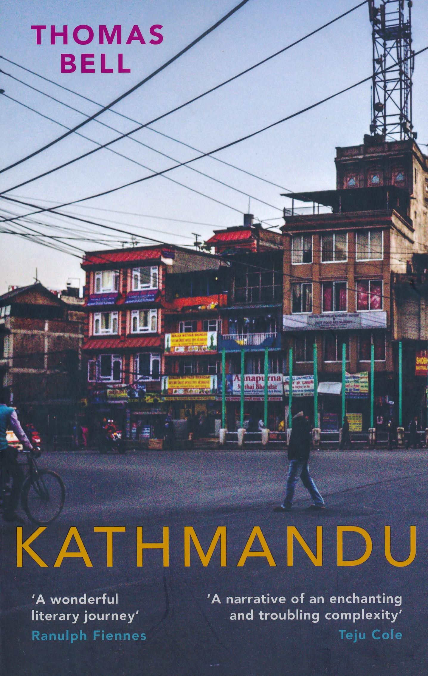 Reisverhaal Kathmandu | Thomas Bell <br/>€ 24.95 <br/> <a href='https://www.dezwerver.nl/reisgidsen/?tt=1554_252853_241358_&r=https%3A%2F%2Fwww.dezwerver.nl%2Fr%2Fazie%2Fnepal%2Fkathmandu%2Fc%2Fboeken%2Freisverhalen%2F9781910376775%2Freisverhaal-kathmandu-thomas-bell%2F' target='_blank'>Meer Info</a>