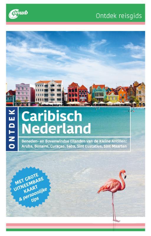 Reisgids ANWB Ontdek Caribisch Nederland | ANWB Media