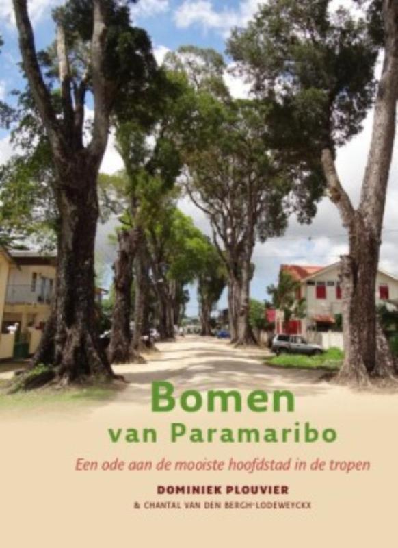 Online bestellen: Reisgids Bomen van Paramaribo | LM publishers