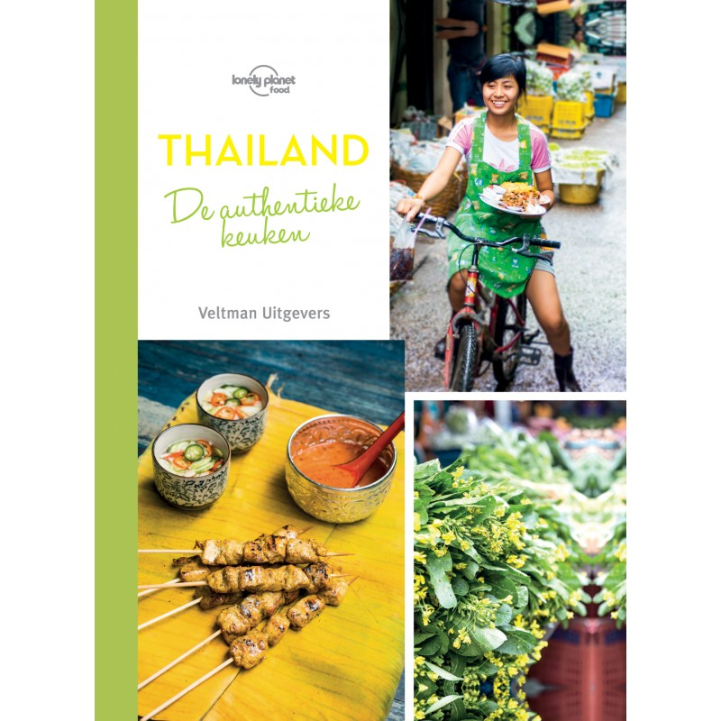 Online bestellen: Kookboek Lonely Planet Food Thailand   Veltman