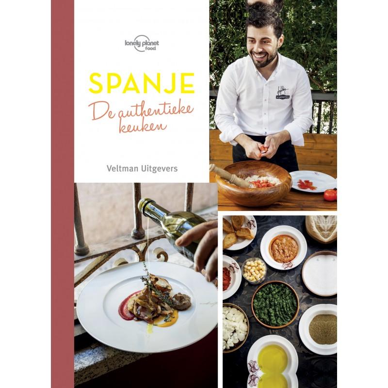 Online bestellen: Kookboek Lonely Planet Food Spanje | Veltman