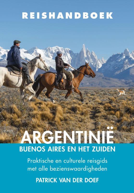 Online bestellen: Reisgids Reishandboek Argentinië - Buenos Aires en Patagonië | Elmar