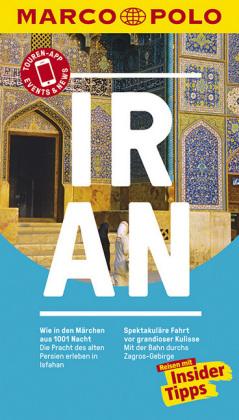 Reisgids Iran (duitstalig) | Marco Polo
