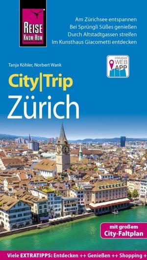 Reisgids CityTrip Zürich | Reise Know-How Verlag