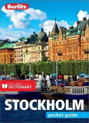 Reisgids Pocket Guide Stockholm | Berlitz